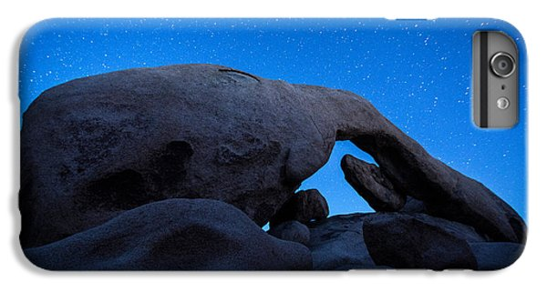 Nature Trail iPhone 6 Plus Case - Arch Rock Starry Night 2 by Stephen Stookey