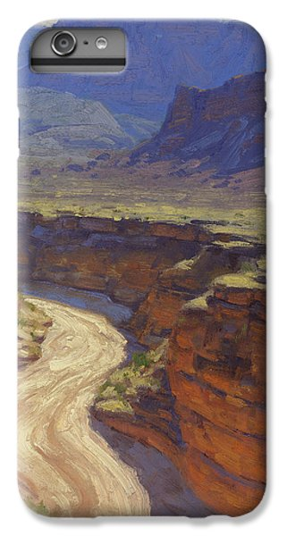 Grand Canyon iPhone 6 Plus Case - Around The Bend by Cody DeLong
