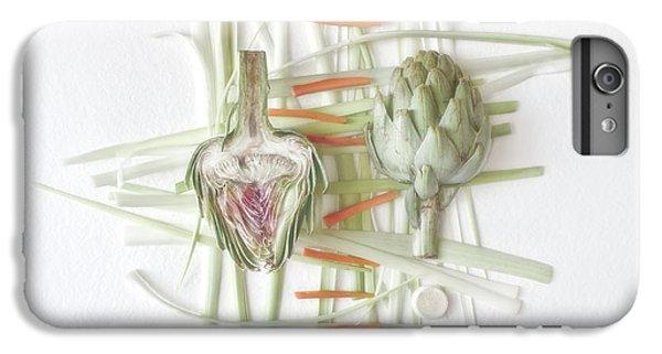 Artichoke iPhone 6 Plus Case - Art.ichoke - 2 by Dimitar Lazarov -