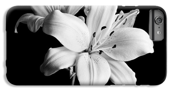 Asian Lilies 1 IPhone 6 Plus Case
