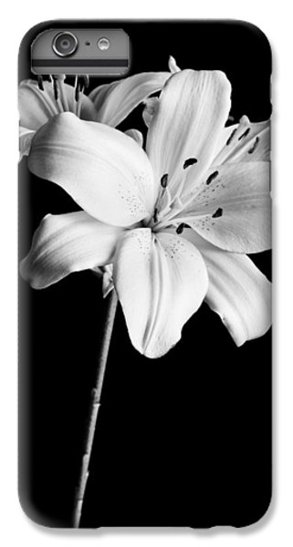 Asian Lilies 2 IPhone 6 Plus Case by Sebastian Musial