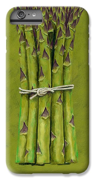 Asparagus IPhone 6 Plus Case by Brian James