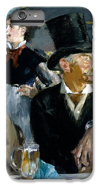 At The Cafe Concert IPhone 6 Plus Case by Edouard Manet