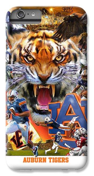Auburn Tigers IPhone 6 Plus Case