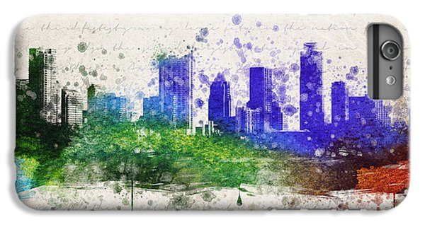 Austin In Color IPhone 6 Plus Case by Aged Pixel