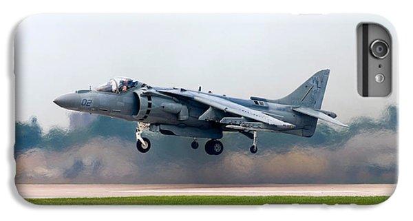 Av-8b Harrier IPhone 6 Plus Case by Adam Romanowicz