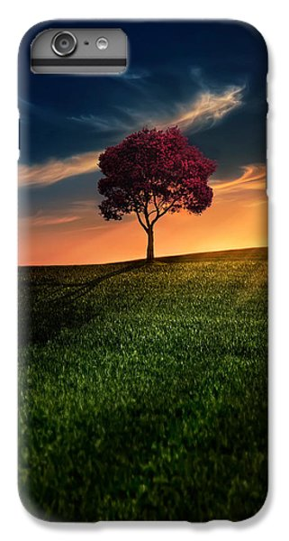 Awesome Solitude IPhone 6 Plus Case by Bess Hamiti