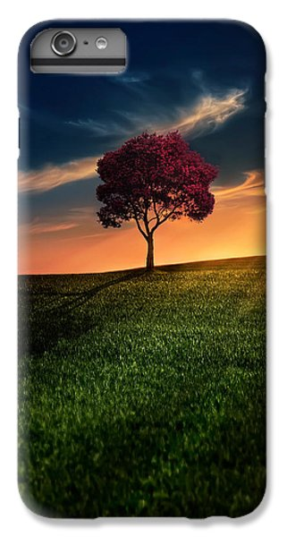 Scenic iPhone 6 Plus Case - Awesome Solitude by Bess Hamiti