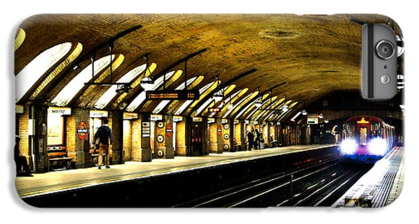 Baker Street London Underground IPhone 6 Plus Case by Mark Rogan