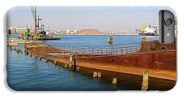 Port Of Baltimore iPhone 6 Plus Cases | Fine Art America