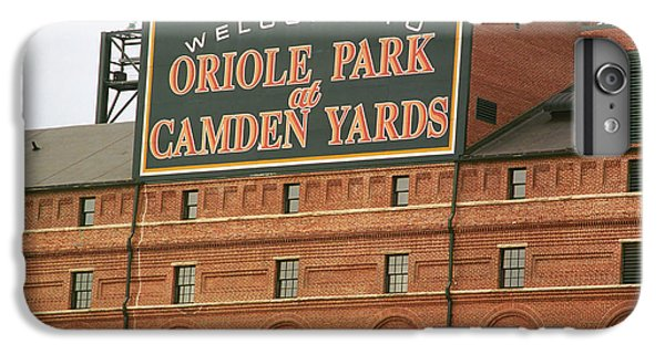 Baltimore Orioles Park At Camden Yards IPhone 6 Plus Case by Frank Romeo