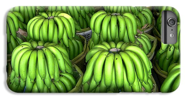 Banana Bunch Gathering IPhone 6 Plus Case by Douglas Barnett
