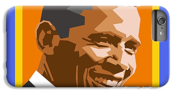 Barack Obama iPhone 6 Plus Case - Barack by Douglas Simonson