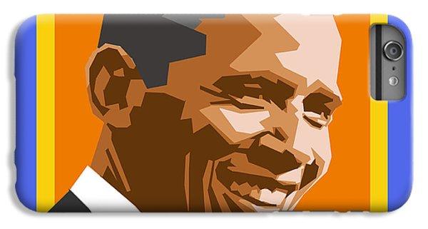 Barack IPhone 6 Plus Case by Douglas Simonson
