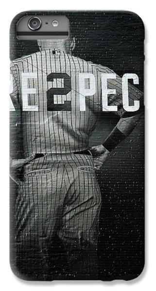 Baseball IPhone 6 Plus Case by Jewels Blake Hamrick