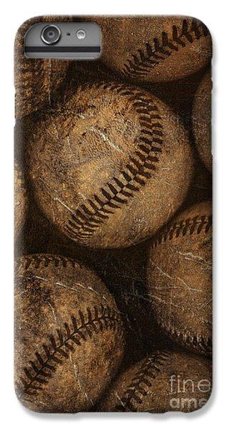 Baseballs IPhone 6 Plus Case