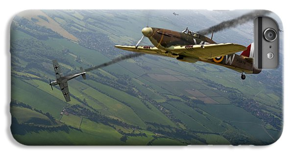 Battle Of Britain Dogfight IPhone 6 Plus Case by Gary Eason