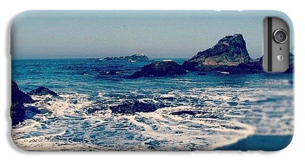 Sunny iPhone 6 Plus Case - #beach #beautiful #water #waves #nature by Jill Battaglia