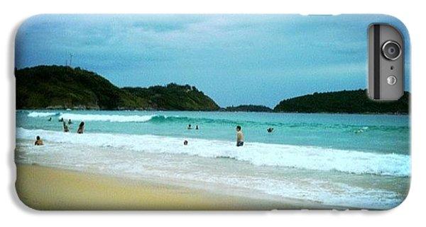 Beautiful iPhone 6 Plus Case - #beach #phuket #thailand #naiharn by Georgia Fowler