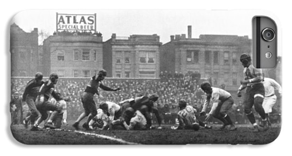 Bears Are 1933 Nfl Champions IPhone 6 Plus Case by Underwood Archives