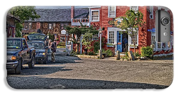 Bearskin Neck IPhone 6 Plus Case by Mark Myhaver