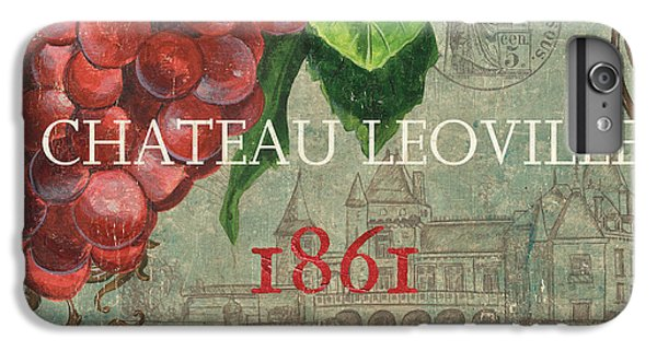 Beaujolais Nouveau 1 IPhone 6 Plus Case by Debbie DeWitt