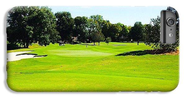 Sport iPhone 6 Plus Case - Beautiful Day For Golf!! by Scott Pellegrin