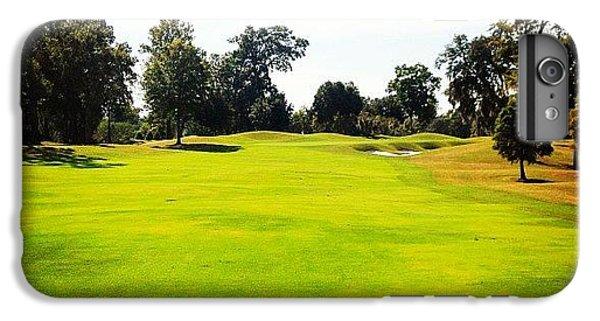Sport iPhone 6 Plus Case - Beautiful Day #golf #fairway#iphone5 by Scott Pellegrin