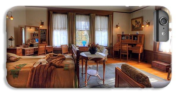 Bedroom Glensheen Mansion Duluth IPhone 6 Plus Case by Amanda Stadther