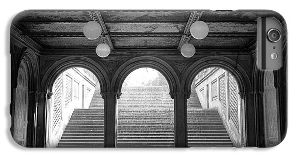 IPhone 6 Plus Case featuring the photograph Bethesda Passage Central Park by Dave Beckerman