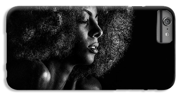 Africa iPhone 6 Plus Case - Between Lights And Shadows by Jackson Carvalho