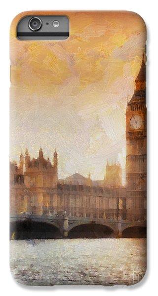 Big Ben At Dusk IPhone 6 Plus Case by Pixel Chimp