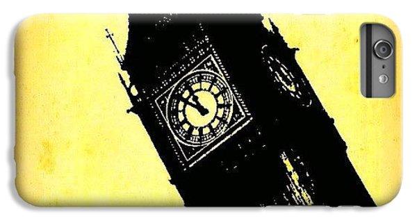 Edit iPhone 6 Plus Case - Big Ben!! by Chris Drake