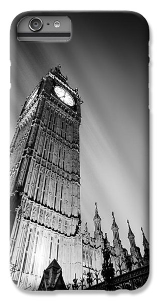 Big Ben London IPhone 6 Plus Case by Ian Hufton