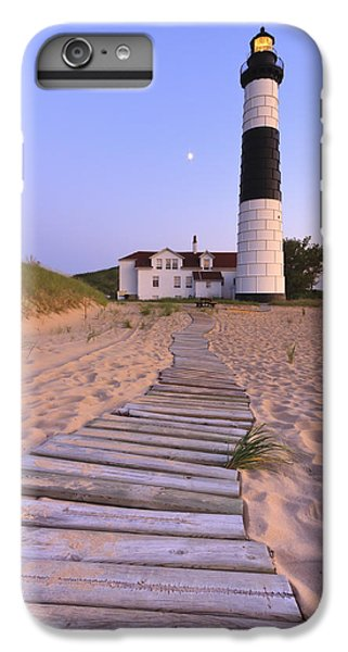Scenic iPhone 6 Plus Case - Big Sable Point Lighthouse by Adam Romanowicz