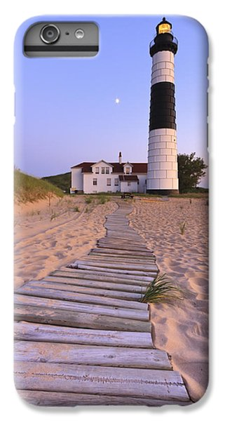 Big Sable Point Lighthouse IPhone 6 Plus Case by Adam Romanowicz