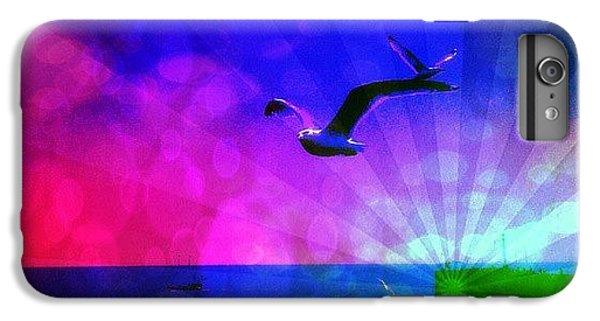 Edit iPhone 6 Plus Case - Birds by Chris Drake