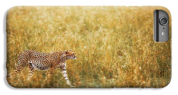 Africa iPhone 6 Plus Case - Blending by Richard Susanto