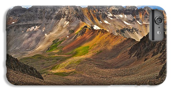 Blue Lakes Pass IPhone 6 Plus Case