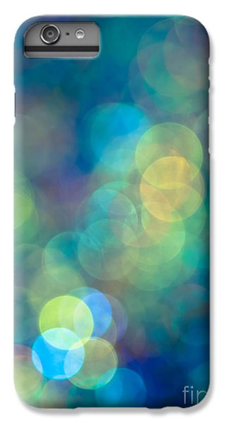 Blue Of The Night IPhone 6 Plus Case by Jan Bickerton