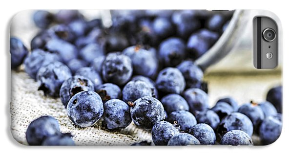 Blueberries IPhone 6 Plus Case