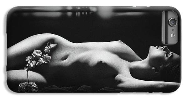 Orchid iPhone 6 Plus Case - Blues by Boris Belokonov