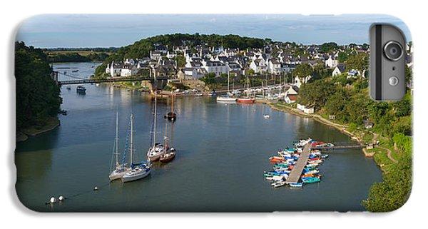 Boats In The Sea, Le Bono, Gulf Of IPhone 6 Plus Case