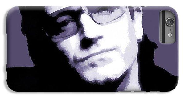 Bono Portrait IPhone 6 Plus Case by Dan Sproul