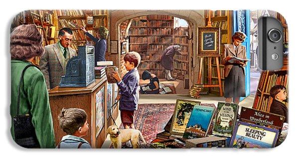 Bookshop IPhone 6 Plus Case