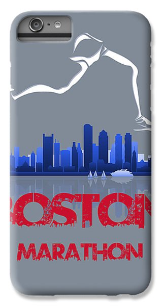 Boston Marathon3 IPhone 6 Plus Case