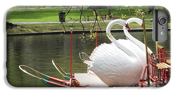 Boston Swan Boats IPhone 6 Plus Case