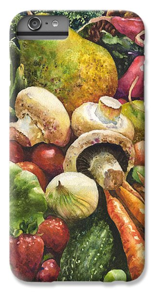 Bountiful IPhone 6 Plus Case by Anne Gifford