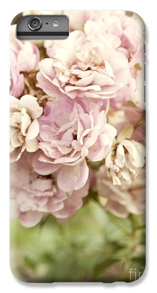 Beautiful iPhone 6 Plus Case - Bouquet Of Vintage Roses by Juli Scalzi