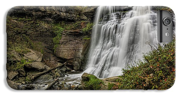 Brandywine Falls IPhone 6 Plus Case by James Dean